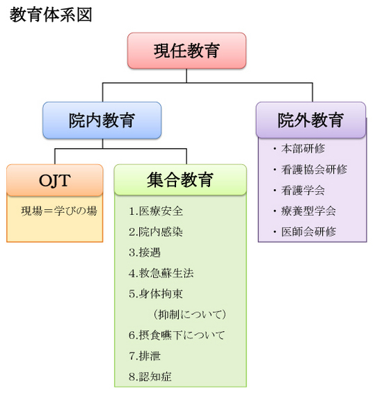 教育体系図