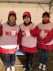 北九州マラソンボランティア写真(看護部).jpg